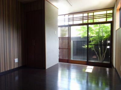 【モミジアパートメント】紅葉の宿