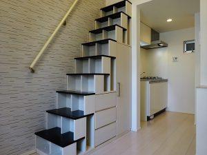 ひみつの階段